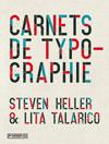 Carnets de typographie dans Actualité éditoriale, vient de paraître carnets-typographie